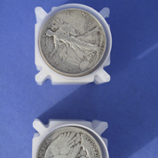 Standing Liberty Halves USD 20