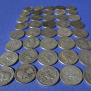 Washington Quarters USD 10